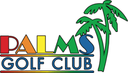 Palms Golf Club Logo