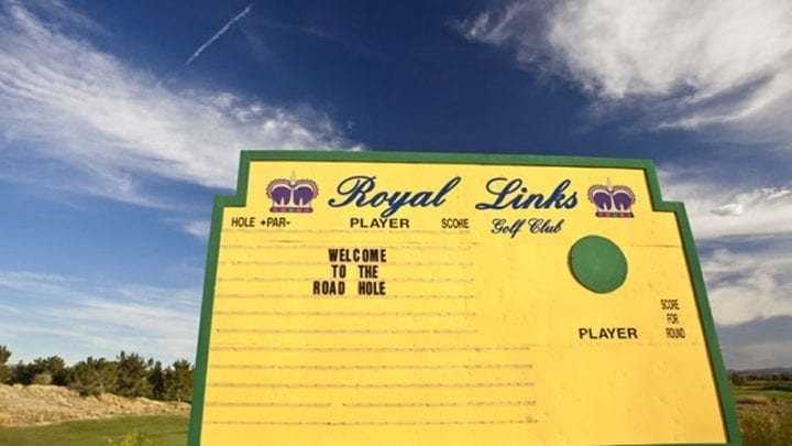 Royal Links Golf Club 13