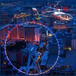 Las Vegas Helicopter Tour Night 2