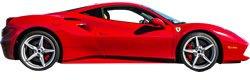 Las Vegas Racing Ferrari 488 GTB