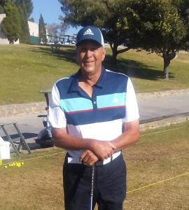 Las Vegas Golf Giveaway Winner Q3 2017 - James Watt