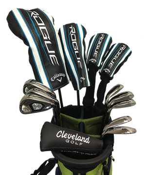 Callaway Rogue Golf Club Rentals