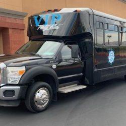 Las Vegas Forward Facing Shuttle Exterior