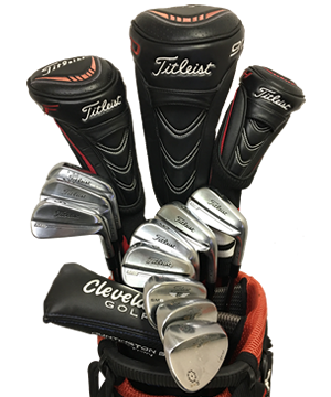Titleist 913 & 714 MB Rental Club